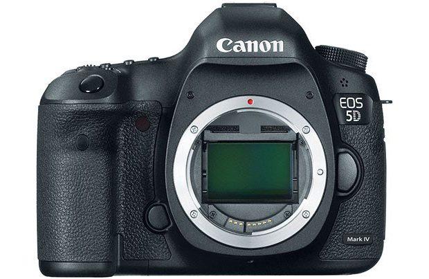Canon 5D Mk IV konečně představen