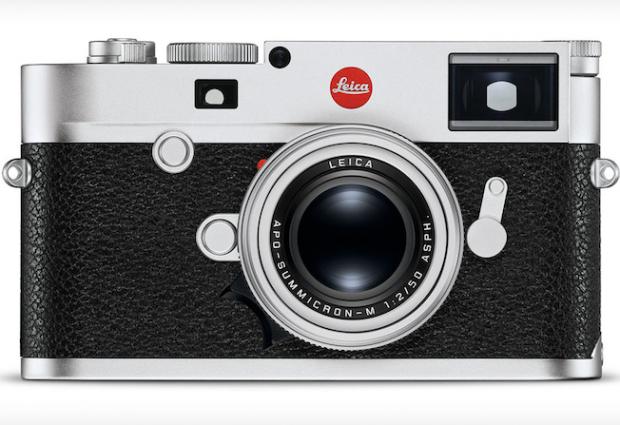 Nová Leica M10