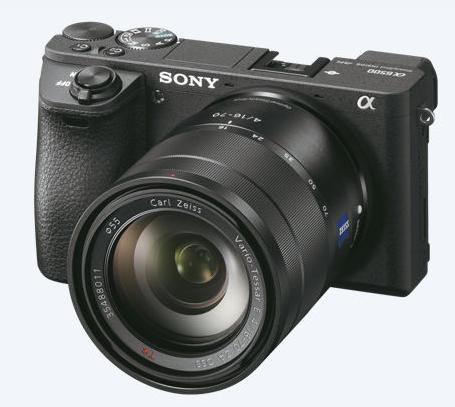 Dvě překvapení od Sony: nové modely A6500 a RX100 Mk V