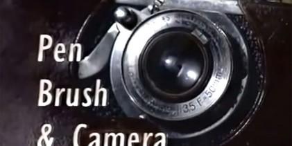 Pen, Brush and Camera: Henri Cartier-Bresson v dokumentu z roku 1988